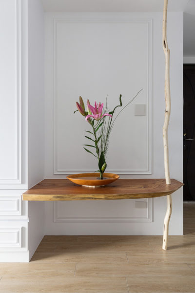 住宅空間, 室內設計, 室內裝修, 五彩法式