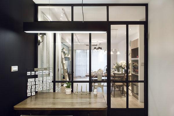 住宅空間, 室內設計, 室內裝修, 極簡法式絮語