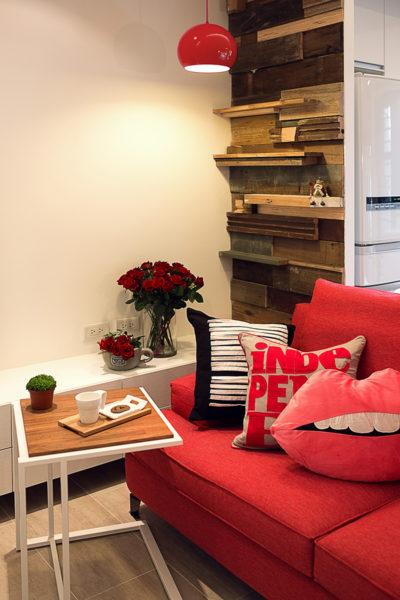 住宅空間, 室內設計, 室內裝修, 透。劇 共享小品