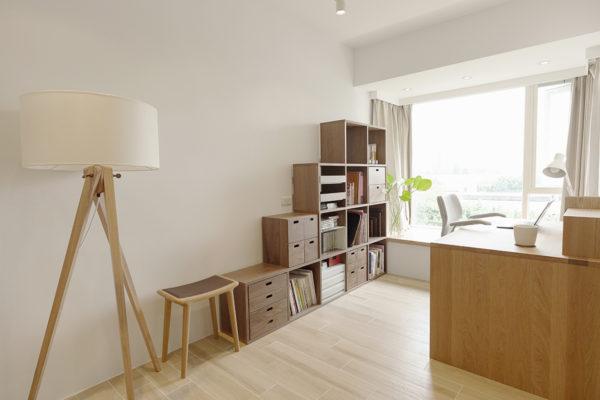 住宅空間, 室內設計, 室內裝修, 無印良品。輕暖宅