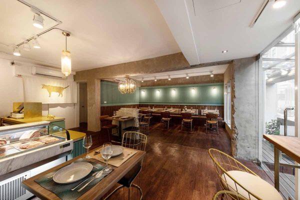 商業空間, 室內設計, 室內裝修, 本日好牛研究所