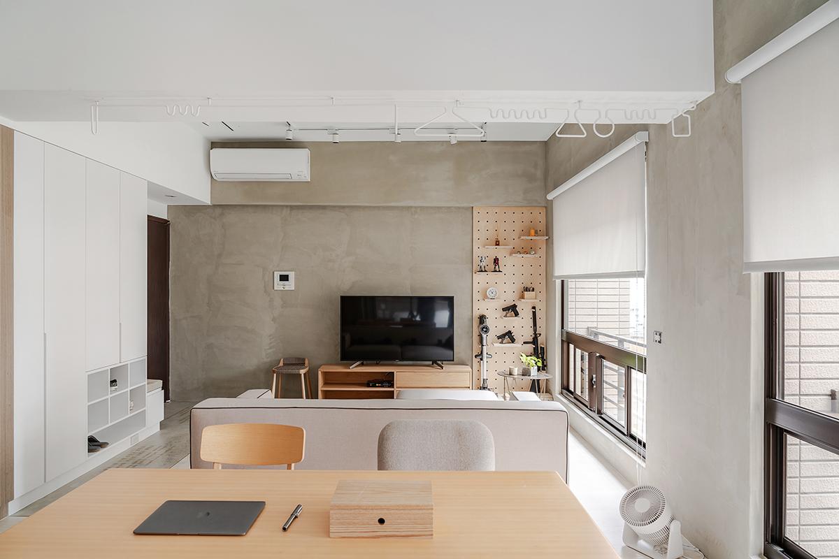 住宅空間, 室內設計, 室內裝修, 靜享宅
