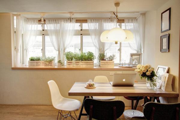住宅空間, 室內設計, 室內裝修, 復古手感宅