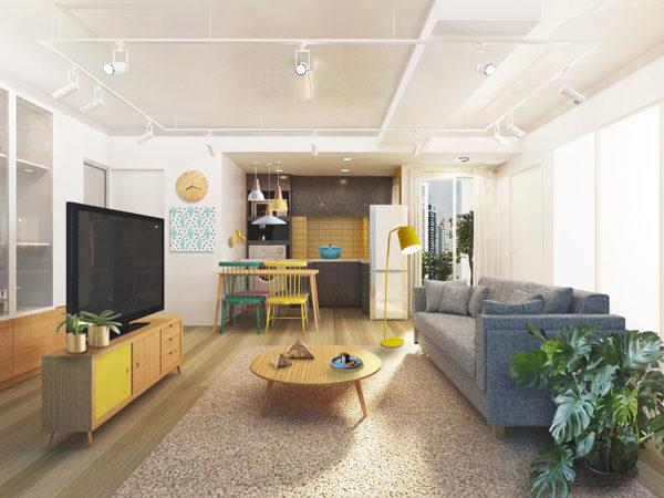 住宅空間, 室內設計, 室內裝修, 澳門。尋光蹤影