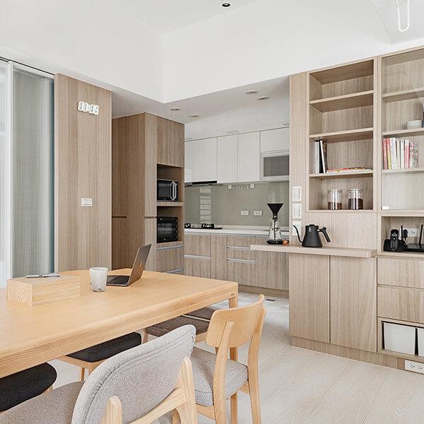 住宅空間設計, 室內設計, 室內裝修