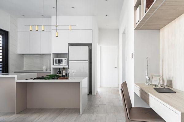 住宅空間, 室內設計, 室內裝修, 與貓的快意共棲