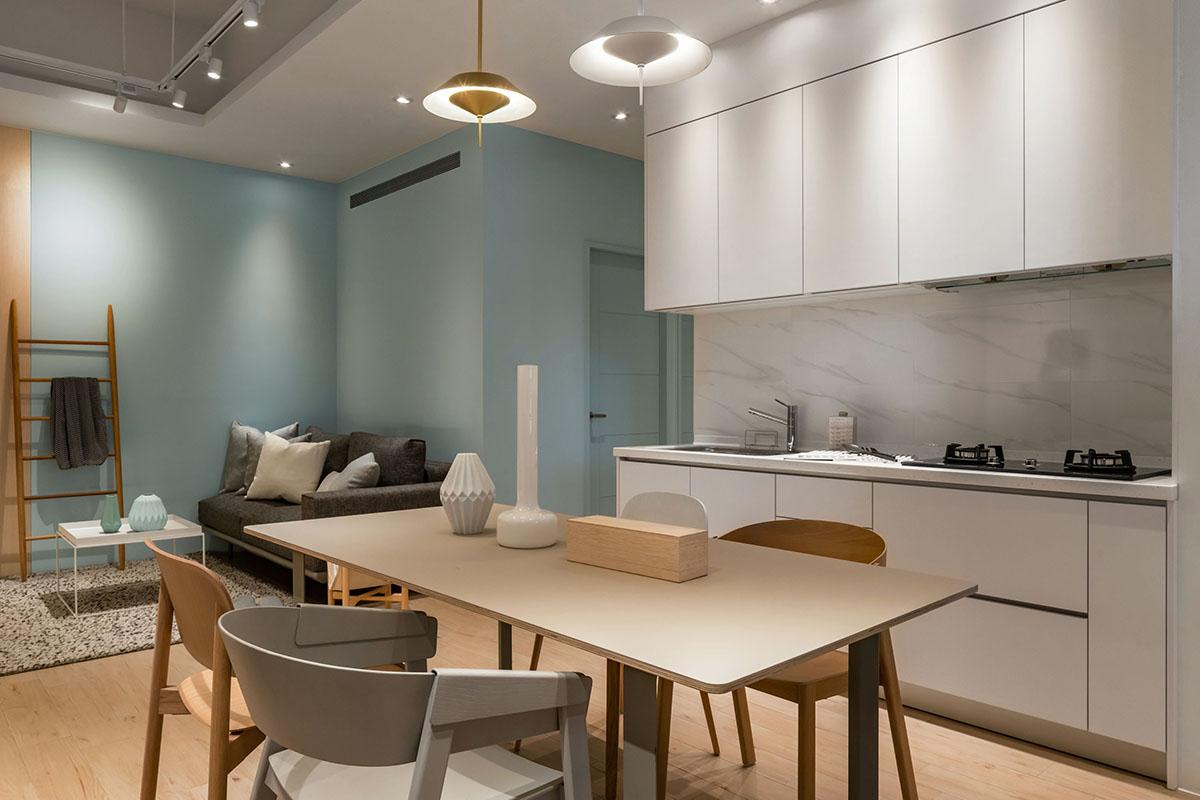 住宅空間, 室內設計, 室內裝修, 北歐自然居